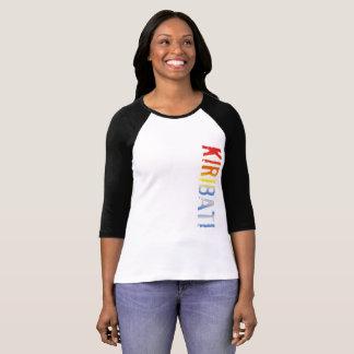T-shirt Le Kiribati