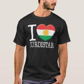 T-shirt Le Kurdistan