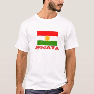 T-shirt Le Kurdistan de Rojava la terre des Kurdes
