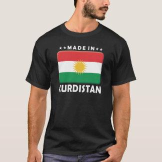 T-shirt Le Kurdistan fait