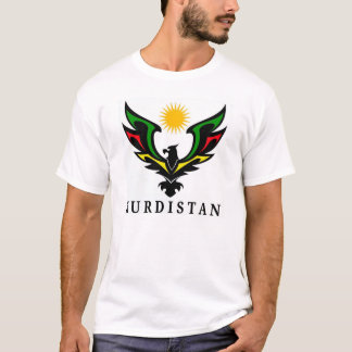 T-shirt Le Kurdistan tee-shirt «NEW COLLECTION «