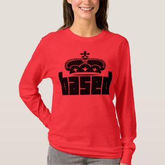 T-shirt Le LABORATOIRE BASÉ a basé des rois