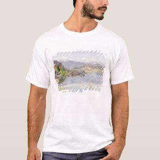T-shirt Le lac de la luzerne, bâti Pilatus dans la