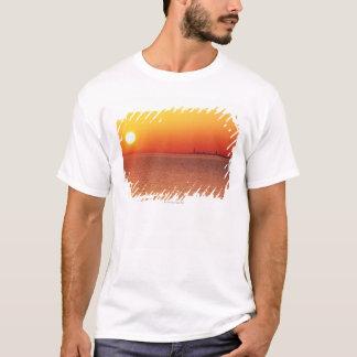 T-shirt Le lac Michigan