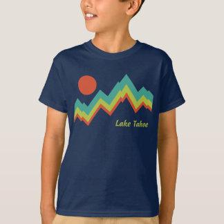 T-shirt Le lac Tahoe