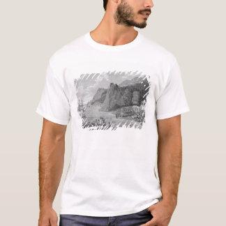 T-shirt Le lancement de l'Amérique du nord-ouest chez