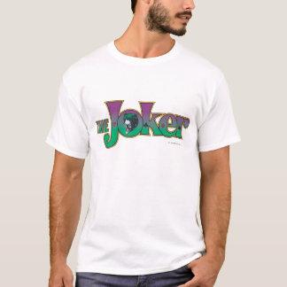 T-shirt Le logo de nom de joker