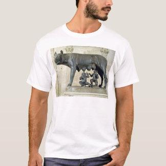 T-shirt Le -Loup de Capitoline