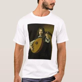 T-shirt Le Luth-Joueur
