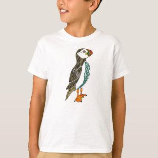 T-shirt Le macareux celtique de l'enfant