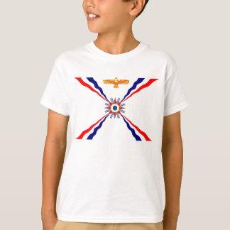 T-shirt Le magasin assyrien de Syriac de Chaldéen