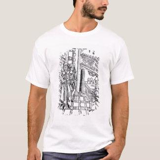"""T-shirt Le magasin de l'apothicaire, du pub """"de Cirugia de"""
