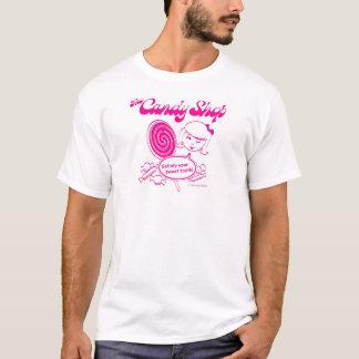 T-shirt le magasin de sucrerie