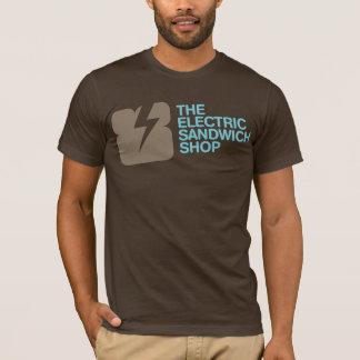 T-shirt Le magasin électrique de sandwich