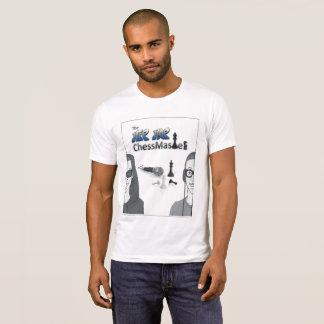 T-shirt Le maître d'échecs de hip hop