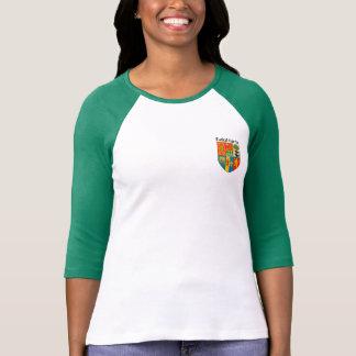 T-shirt Le manteau de pays (Euskal Herria) des bras
