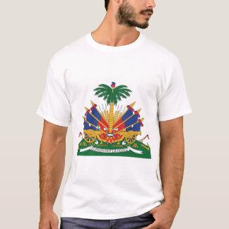 T-shirt Le manteau du Haïti des bras