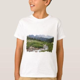 T-shirt Le marais sur le chiwawa Gulch