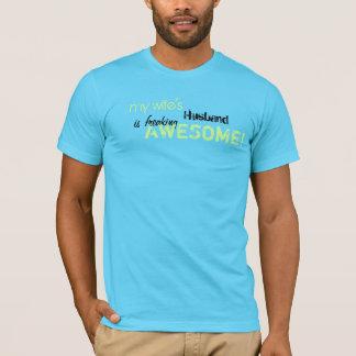 T-shirt Le mari de mon épouse