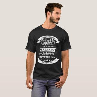 T-shirt le mari freaking