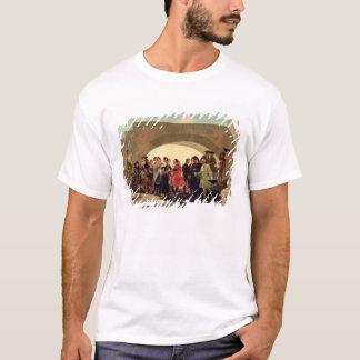 T-shirt Le mariage, 1791-92