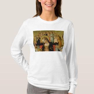 T-shirt Le mariage du saint Catherine de Sienne