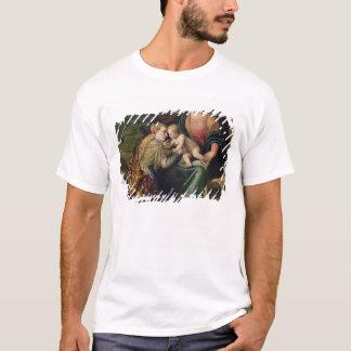 T-shirt Le mariage mystique