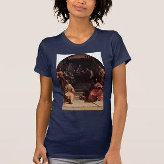 T-shirt Le mariage mystique de St Catherine de Sienne
