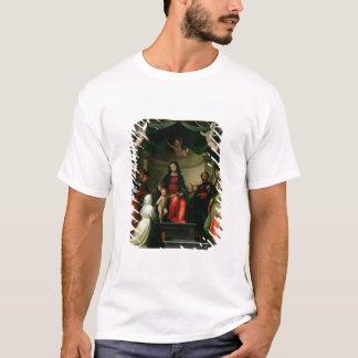 T-shirt Le mariage mystique de St Catherine de Sienne avec