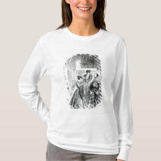 T-shirt Le mariage privé d'Anne Boleyn