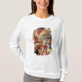 T-shirt Le martyre de St Ursula, début du 17ème siècle