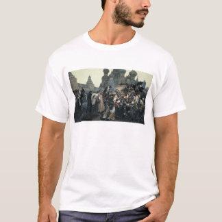 T-shirt Le matin de l'exécution du Streltsy