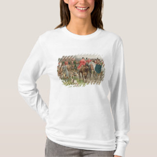 T-shirt Le matin d'un hiver, des poires Annual, 1908