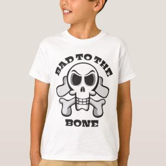 T-shirt Le mauvais à l'os
