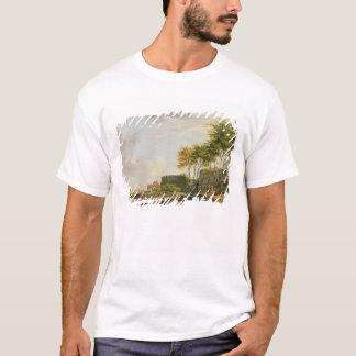 T-shirt Le Medway à Rochester, 1776 (huile sur la toile)