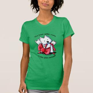 T-shirt Le meilleur cadeau Westies