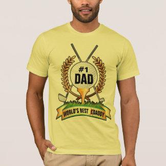 T-shirt Le meilleur chariot du monde….  Non, papa !