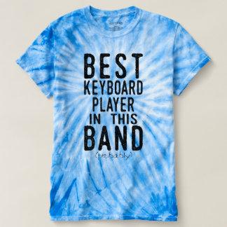 T-shirt Le meilleur joueur de clavier (probablement)