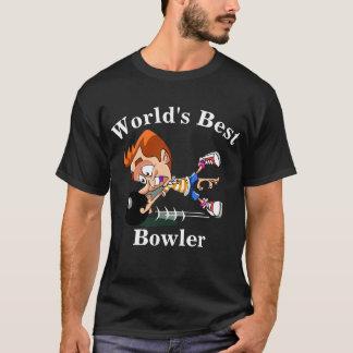 T-shirt Le meilleur lanceur du monde