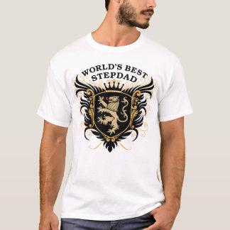 T-shirt Le meilleur Stepdad du monde