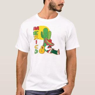 T-shirt Le Mexique