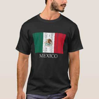 T-shirt Le Mexique