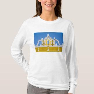 T-shirt Le Mexique, Yucatan, Izamal. Le couvent