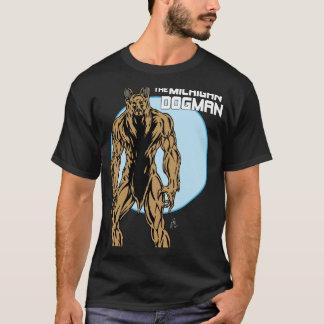 T-shirt Le Michigan Dogman
