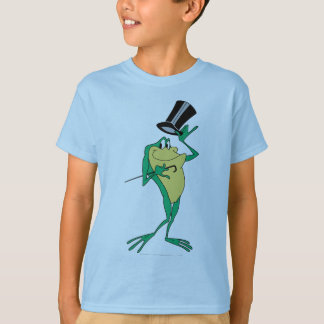 T-shirt Le Michigan J. Frog en couleurs