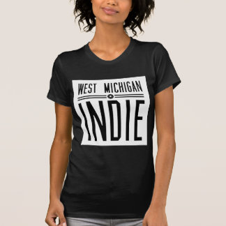 T-shirt Le Michigan occidental indépendant