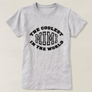 T-shirt Le Mimi le plus frais au monde