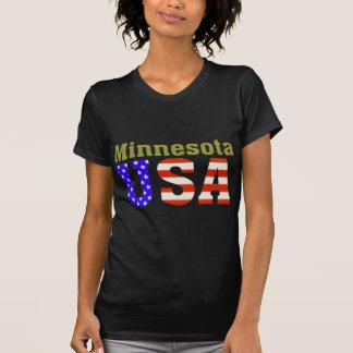 T-shirt Le Minnesota Etats-Unis !