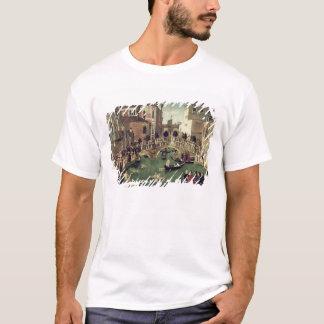 T-shirt Le miracle de la croix sur le pont de San Lorenzo