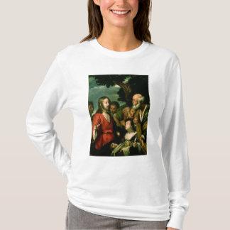 T-shirt Le miracle des pains et des poissons, c.1630